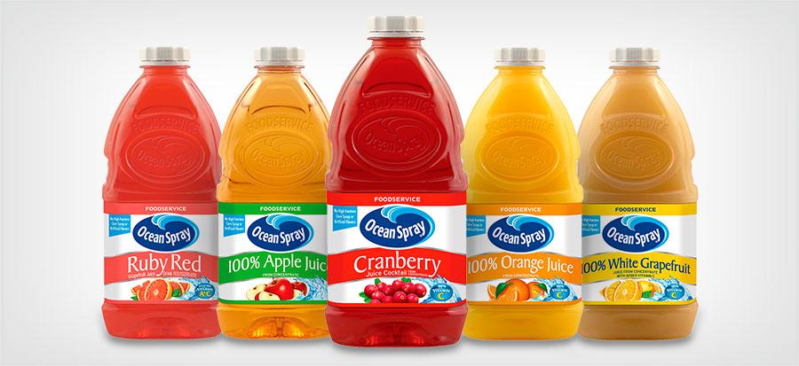 No-Thaw™ jugos y bebidas de jugo
